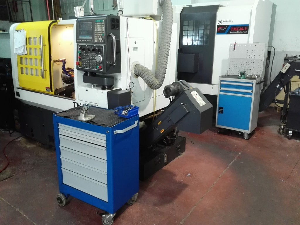 CNC machining company Specialists in CNC Machining