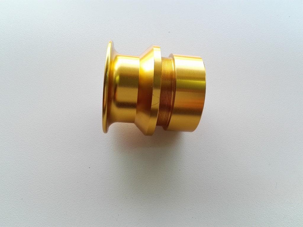 Special parts components cnc