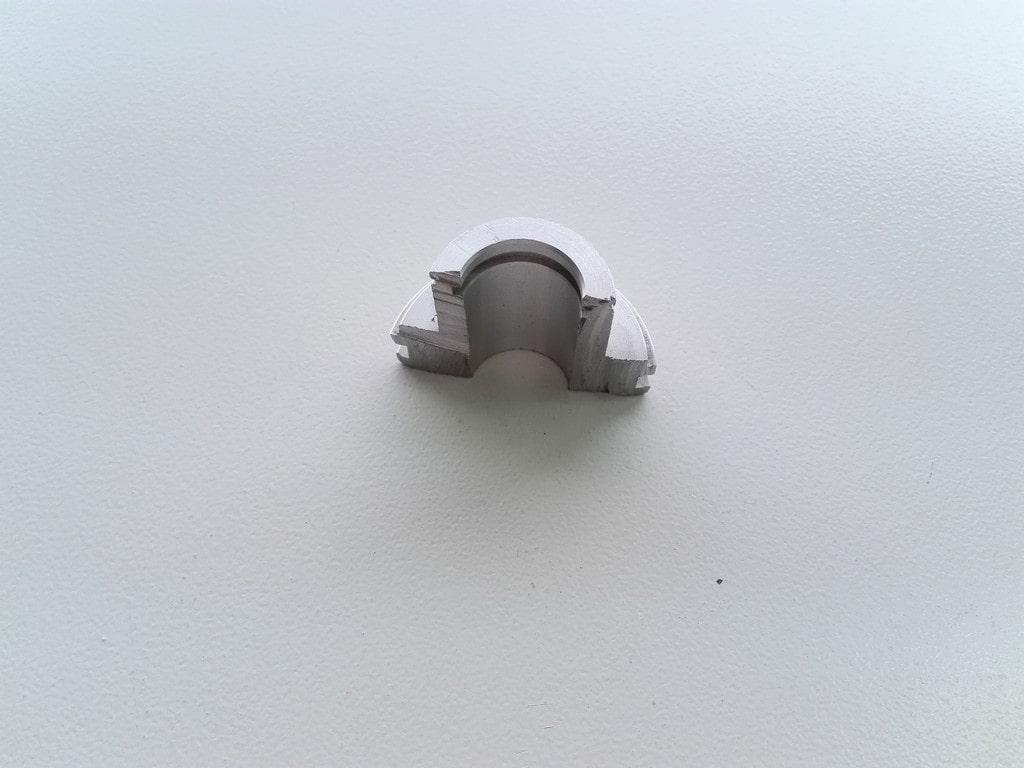Aluminium components parts