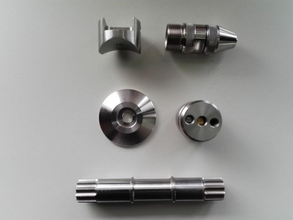 INOX components manufacturer